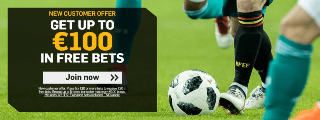 Betfair Promo Code Bonus Offer