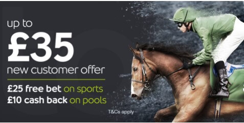 Totesport Welcome Bonus Offer