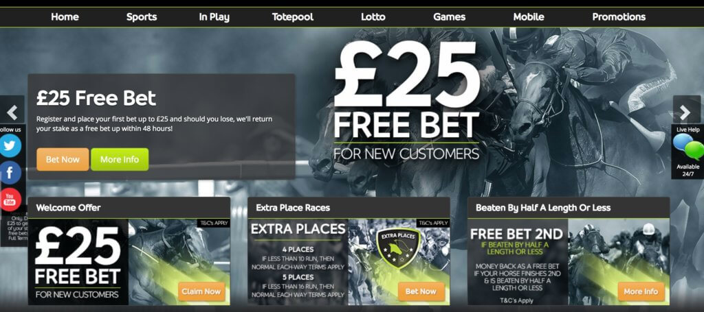 Totesport Promo Code Offer